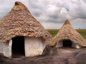 Neolithic Age Houses