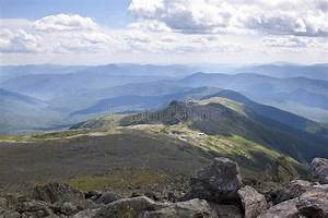 View From The Top Of Mt. Washington With The Appalachian ...