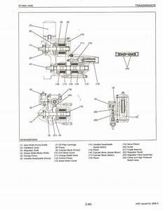 Rtv 900 No Forward Or Reverse Metallic In The Oil