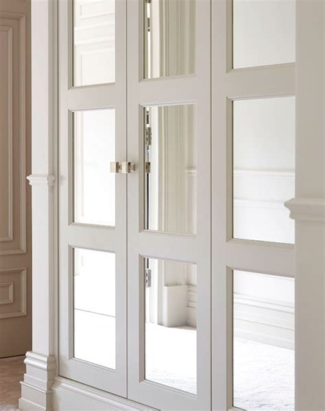 Wardrobe Closet With Mirror Doors by Edwardian Mirror Wardrobe Wardrobes In 2019 Mirror