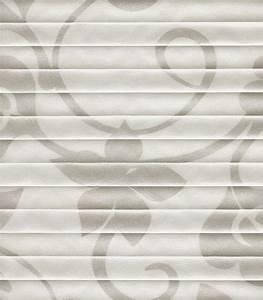 Plissee Weiss Mit Muster : lysel plissee atlanta 394 ~ Frokenaadalensverden.com Haus und Dekorationen