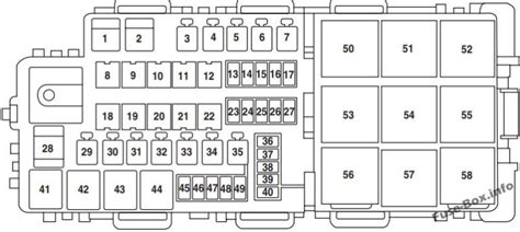 Ford Fusion Fuse Box Uk by 2008 Fusion Fuse Box Wiring Diagram