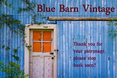 blue barn menu blue barn vintage