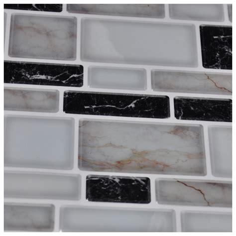 Peel N Stick Tile Backsplash by Peel N Stick Kitchen Backsplash Tiles Brick Pattern