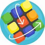 Rubik Icon Icons