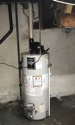 direct vent  power vented water heaters vince marino