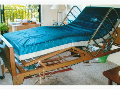 used hospital bed table for sale for sale like new hospital bed outside comox valley