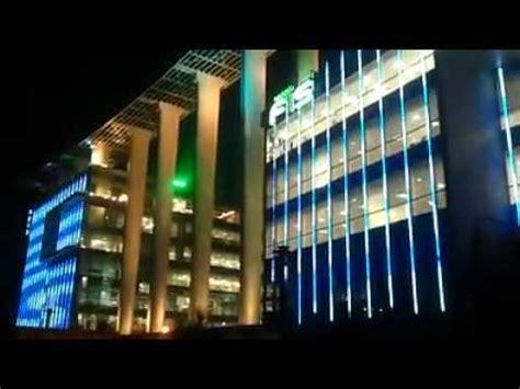 My Office @ Night (FIS) - YouTube