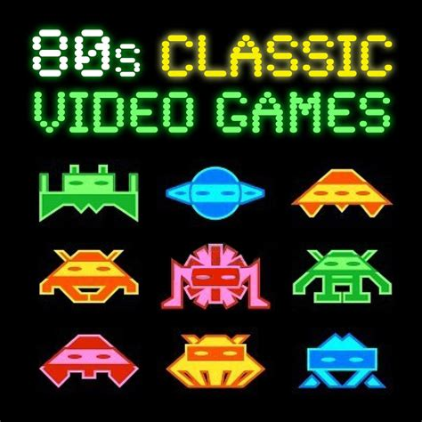 Arcade Games Ringtones Collection — 80s Classic Video ...