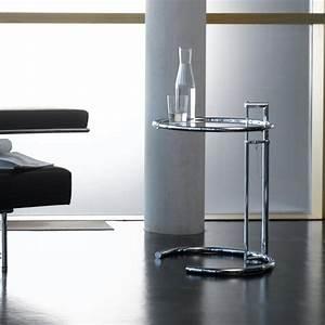 ClassiCon Adjustable Table E 1027 Bijzettafel