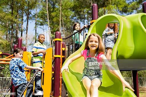 playground stock   pictures getty images