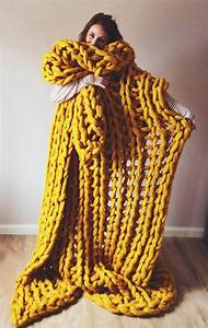 Chunky Knit Decke : best 25 chunky knit blankets ideas on pinterest chunky blanket chunky knits and diy arm ~ Whattoseeinmadrid.com Haus und Dekorationen