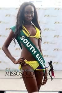 Beautiful South Sudan Women