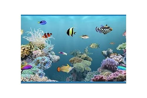 marine aquarium fish screensaver download 3d