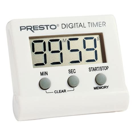 kitchen timer walmart presto electronic digital timer kitchen dining