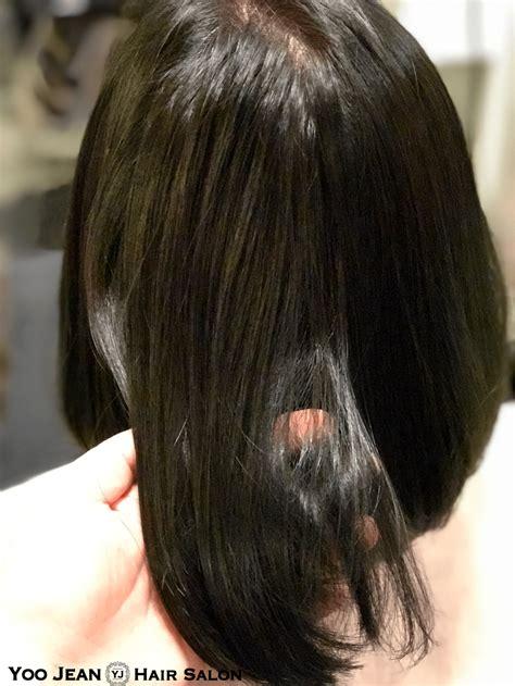 olive green hair color yoo jean korean hair salon