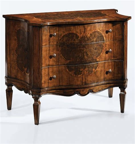 kitchen cabinets veneer inlaid chest 18th century style three drawer chest in 3286