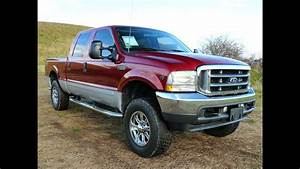 Cheap Used Truck For Sale  2002 Ford F250 Xlt   F500486a