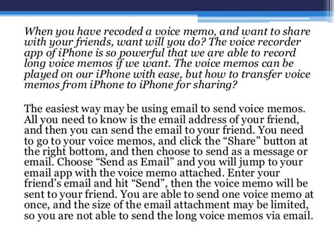how to copy voice memos from iphone how to transfer voice memos from iphone to iphone