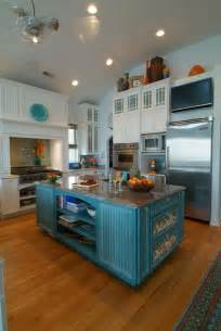 handmade kitchen islands remodelaholic trending now color in the kitchen