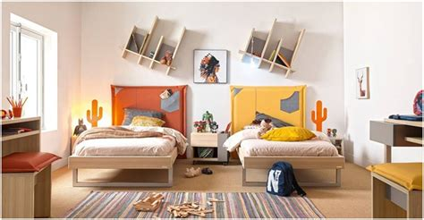 chambre gauthier gautier introduces graphic a style in interior