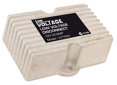 Low Voltage Battery Disconnect Automotive