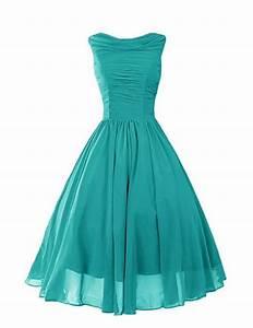 dressystar robe de femme robe de bal vintage des annees With robe année 50 grande taille