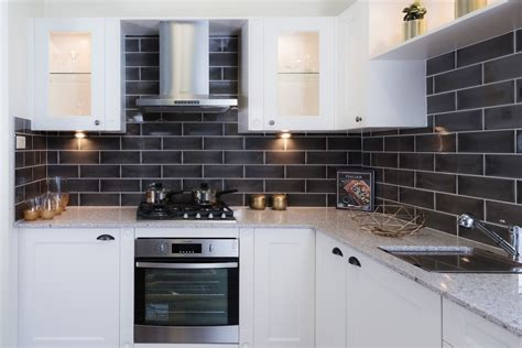 kitchen tiled splashbacks 3 factors for your new kitchen splashback kitchen 3305
