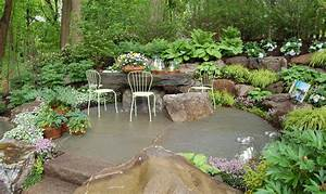 Rock garden ideas for your lovely house midcityeast for Rock garden ideas lovely house