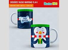 DISEÑOS PARA TAZAS DE NAVIDAD #4 TAZONES