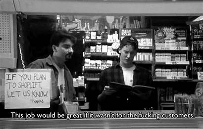 Clerks Dante Hicks Job Customer Animated Gifs
