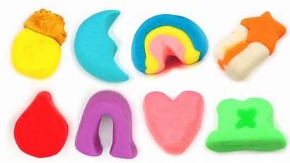 Marshmallows Play Doh Charms Lucky Clipart Charm