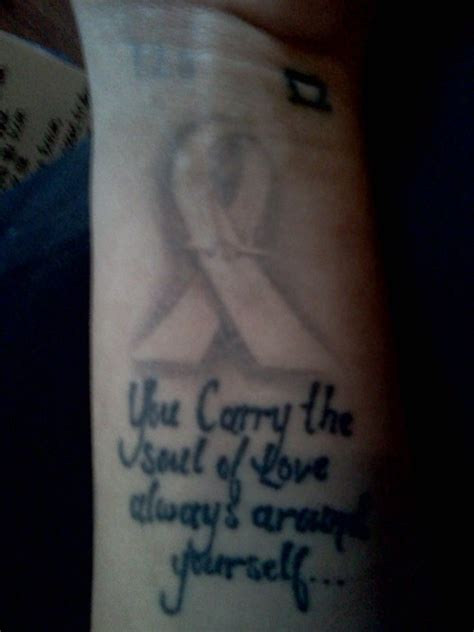 cancer tattoo images designs