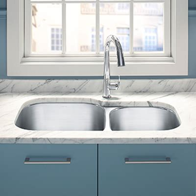 prices for kitchen cabinets undermount kitchen sinks kitchen sinks the home depot 4409