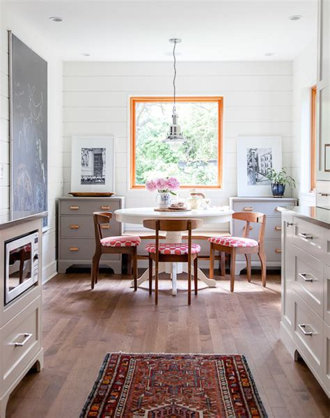 eat in kitchen furniture mid century chairs design ideas