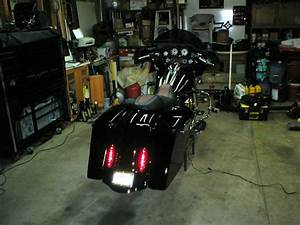 Led s in saddlebags harley davidson forums