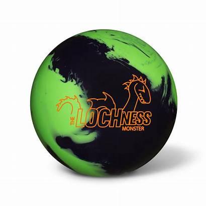 Bowling Ball Monster Ness Loch Balls Kraken