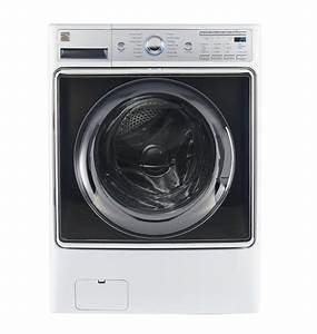 Kenmore Elite 41982 Smart 5 2 Cu  Ft  Front-load Washer W   Accela Wash Technology
