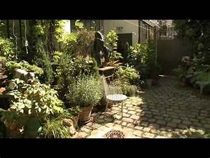 comment amenager un jardin en ville creation d39un petit With amenagement d un petit jardin de ville 0 amenagement jardin de ville avec bassin marseille