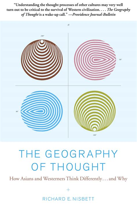 american phsycological association the geography of thought book by richard nisbett