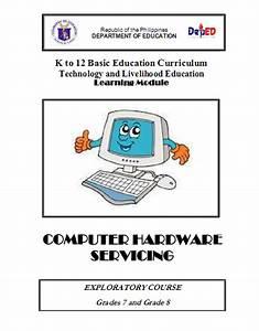 K-12 BASIC EDUCATION CURRICULUM | PC HARDWARE SERVICING ...