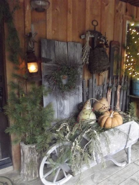 Images About Fall Porches Pinterest