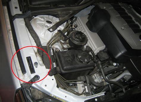 2004 Bmw Engine Code Location