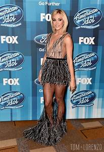 GIRL, WHUT? Carrie Underwood in Yanina Couture at the ...