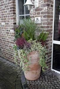 Herbstliche Blumenkästen Bilder : 25 b sta id erna om blumenk sten bepflanzen p pinterest ~ Lizthompson.info Haus und Dekorationen