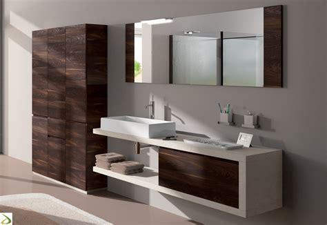 Mobile Di Bagno Mobile Bagno Sospeso In Ecomalta Cosmo Arredo Design