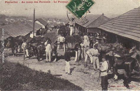 cartes postales anciennes de pontarlier 25300 actuacity