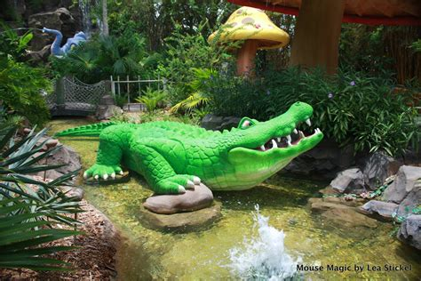 alligator cuisine amazonian delights at rainforest cafe it 39 s a jungle in