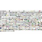 Resource Icons Character Spriters Sheet Computer Lego