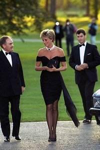 """Princess Diana's """"Revenge"""" dress was by Christina ..."""